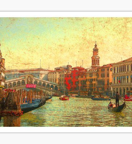 Venezia D'Oro 2 Sticker