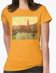 Venezia D'Oro 2 Womens Fitted T-Shirt