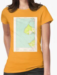 USGS Topo Map Washington State WA Birch Point 240065 1952 24000 T-Shirt