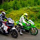 The Hill Climb No26 And No20 by TREVOR34