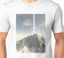 Mystic Ascending from the Mountain Top Unisex T-Shirt