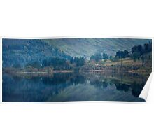 thirlmere reflected Poster