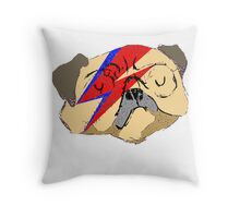 Bow-Wowie Throw Pillow