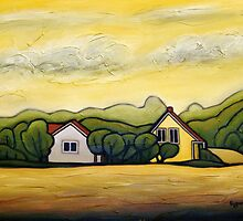 St-Jean-Port-Joli rural no.2 by Josiane Gagnon