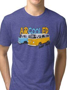 VW Surf Bus Pair Tri-blend T-Shirt