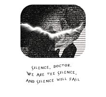 We are the Silence Photographic Print