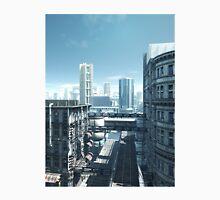 Future City - Deserted Streets Unisex T-Shirt