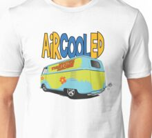 VW Barn Door Drag Bus! Unisex T-Shirt