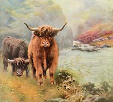 In the Highlands by Carol Bleasdale