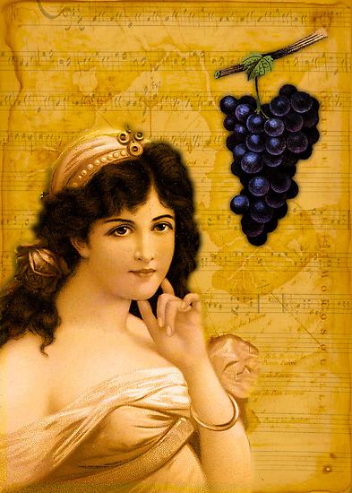 Beulah, Peel Me a Grape by Sarah Vernon