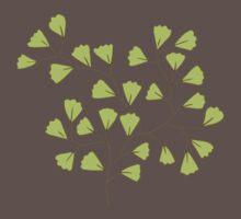 Leaf Go Green Ecology Baby Tee