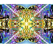 Risky Bismuth Photographic Print