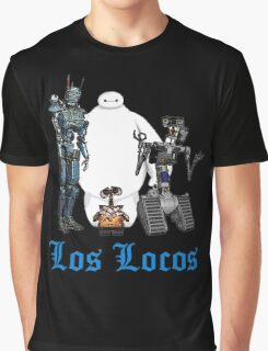 Los Locos Graphic T-Shirt