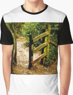 gate Graphic T-Shirt