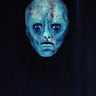 Bloody cold silence by Katerina Apostolakou