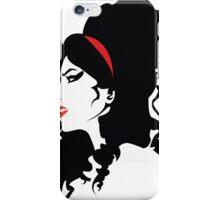 Amy Winehouse iPhone Case/Skin