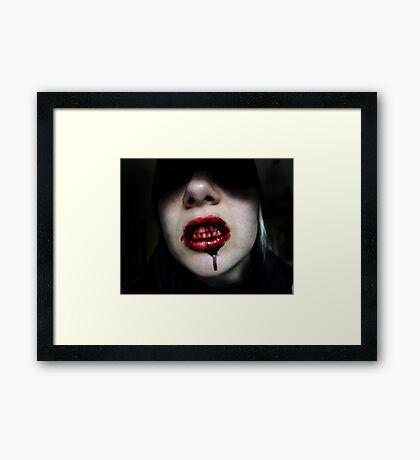 "Say ""Cheese"" Framed Print"