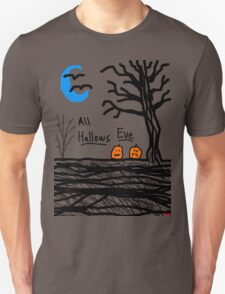 halloween jack o lantern all hallows eve T-Shirt