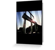 JWFrench Collection The Remains Of Pompeii  Greeting Card