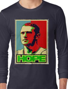 BRIAN SCALABRINE-HOPE Long Sleeve T-Shirt