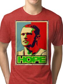 BRIAN SCALABRINE-HOPE Tri-blend T-Shirt