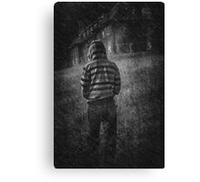 Outsider Canvas Print