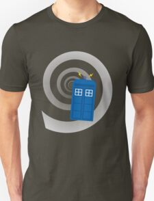 TARDIS on the Move T-Shirt