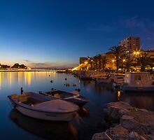 Zadar - Jazine by Ivan Coric