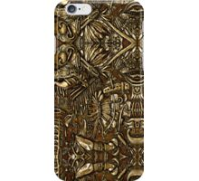 Ancient Relief  iPhone Case/Skin