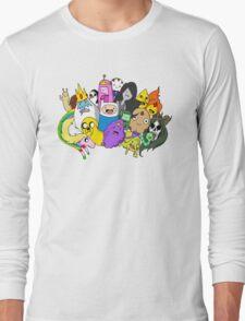 Adventure Time Long Sleeve T-Shirt
