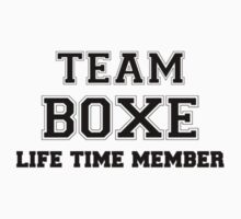 Team BOXE, life time member by stacigg