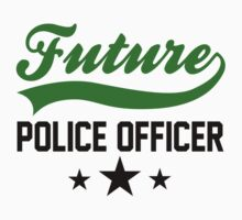 FUTURE POLICE OFFICER Kids Clothes