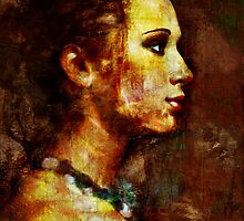 La Donna Pensosa by David Mowbray