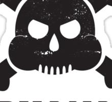 Evil Baby Orphanage Alumni Sticker