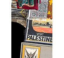 Palestine poster Photographic Print
