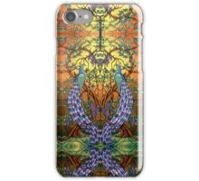 Peacock Mesmerized 1  iPhone Case/Skin