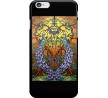 Peacock Mesmerized 2  iPhone Case/Skin