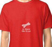Bacon design Classic T-Shirt