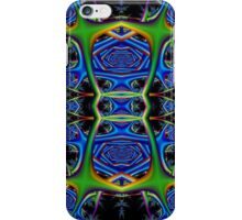Space Harp Fractal Expanded iPhone Case/Skin
