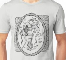 Unused Love part #3 BW Unisex T-Shirt