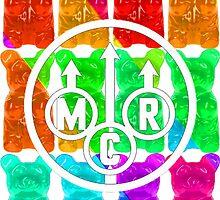 MCR Gummy Bear by Zorro66