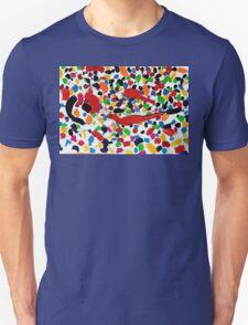 Series brush strokes No. 04/ 2014 Unisex T-Shirt