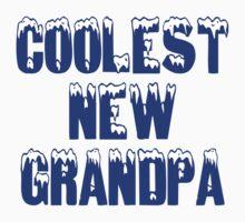 "Grandpa ""Coolest New Grandpa"" by FamilyT-Shirts"