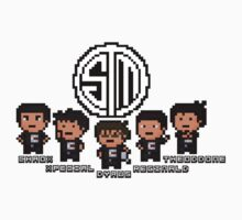 Pixel Team SoloMid by Pixel-League
