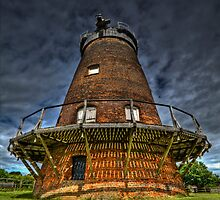 Thaxted Windmill, Essex by RGolbourn