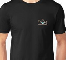 Crown (White Small) Unisex T-Shirt