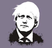 Boris Johnson / Che Guevara Kids Tee