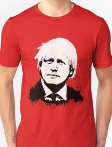 Boris Johnson / Che Guevara T-Shirt