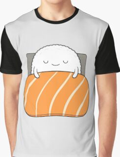 sleepy sushi bed Graphic T-Shirt