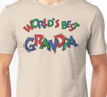 "Grandpa ""World's Greatest Grandpa"" Unisex T-Shirt"